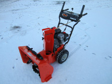 ARIENS sneeuwfrees (type C24, B&S motor, professioneel)
