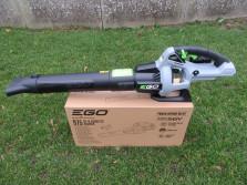 Nieuwe EGO 56V Lithium-Ion (accu) bladblazer, type LB5750E