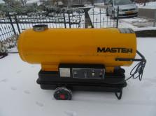 MASTER heater (rookgasafvoer, 25 kW, i.g.s.)