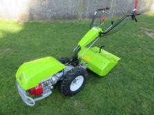 Nieuwe GRILLO tuinfrees (type G55, Honda motor, 58 cm.)
