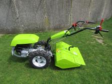 Nieuwe GRILLO tuinfrees (type G85, Robin Subaru motor, 68 cm.)