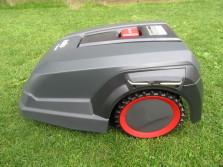 AL-KO Robolinho maairobot (type E 2000, oppervlaktes tot 2.000 m2). NIEUW.