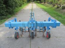 MONOSEM Super Prefer schoffelmachine (2 rijige uitvoering)