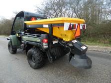 SNOWEX (opbouw) zoutstrooier (type SP 3000, 12V, 490 kg)