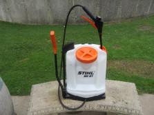 STIHL rugspuit (type SG51, inhoud 12 liter)